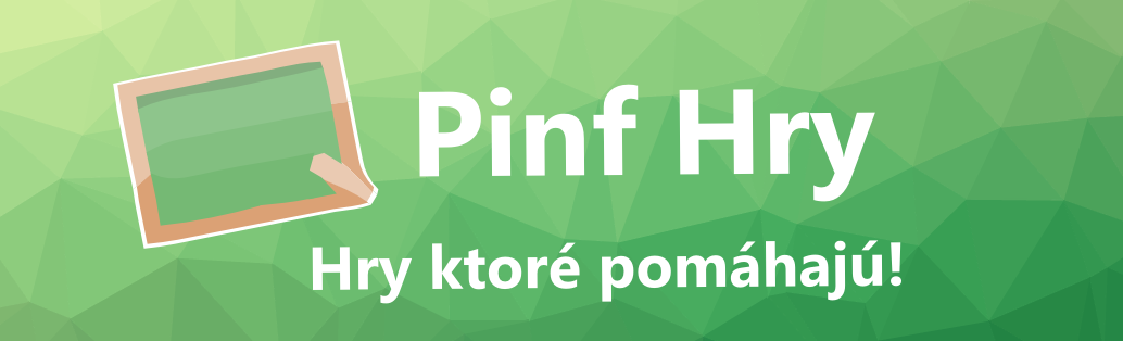 Pinf Hry banner